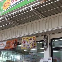 Photo taken at CP Fresh Mart by SABAIWONG19 on 9/22/2013