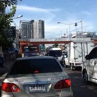 Photo taken at Khae Rai Intersection by SABAIWONG19 on 5/10/2013