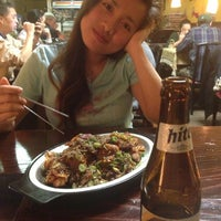 Photo taken at Hon Korean Restaurant by Ben G. on 3/5/2014