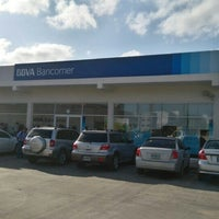 Photo taken at Bancomer Constituyentes by Emanuel E. on 2/18/2016