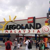 Photo taken at LEGOLAND Malaysia by James S. on 9/28/2013