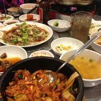 Photo taken at Muk Eun Ji by Vivian C. on 3/16/2013