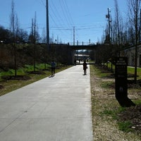 Photo prise au Atlanta BeltLine Eastside Trail par Tadlock le2/24/2013