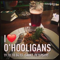 Photo taken at O'Hooligans by Катерина Г. on 4/18/2013