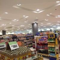 Photo taken at Gaisano Supermarket by Ciara S. on 11/26/2017