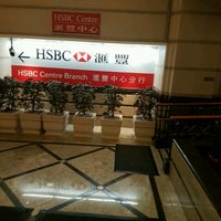 Photo taken at HSBC Centre by Vincent L. on 10/18/2016