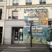 Photo taken at Pinacothèque de Paris – Espace Madeleine by Xiangrong P. on 3/4/2013
