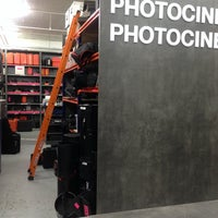 Photo taken at PhotoCineRent by Xiangrong P. on 10/25/2013