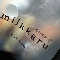 รูปภาพถ่ายที่ Milkkaru โดย SB O. เมื่อ 11/22/2012