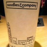 Photo taken at Noodles & Company by Emily S. on 1/26/2013