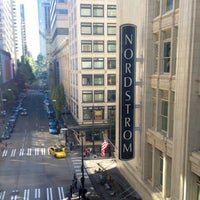 Photo taken at Nordstrom Downtown Seattle by Nicole on 10/6/2013