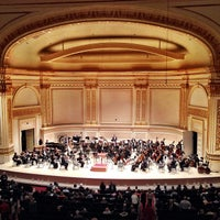 Photo taken at Carnegie Hall by J L. on 10/29/2013