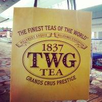 Photo taken at TWG Tea by Alexander G. on 9/10/2015