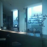 Photo taken at Oxygen Bar by Alexander G. on 3/21/2013