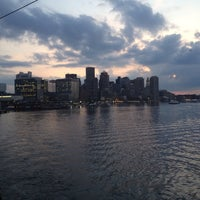 Photo prise au Boston Harbor par Rachel T. le5/21/2013