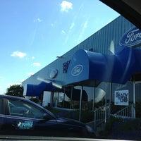 Photo taken at Bob Bell Ford Hyundai Kia by Karen W. on 5/25/2013