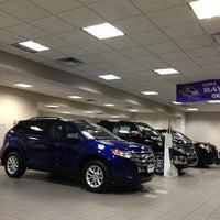 Photo taken at Bob Bell Ford Hyundai Kia by Karen W. on 3/22/2013