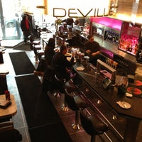 Photo taken at Deville Dinerbar by Laurent P. on 1/28/2013
