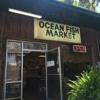 Photo taken at Ocean Fish Market by Deborah W. on 5/27/2016