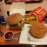 Photo taken at McDonald by Bernie T. on 2/4/2013