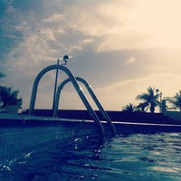 Photo taken at Blue Beach Resorts || شاليهات الشاطئ الأزرق by Ahmad A. on 4/29/2013