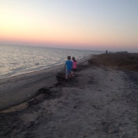 Photo taken at Haulover Sound Access by Adele B. on 4/10/2014