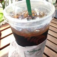 Photo taken at Café Amazon by P. 양귀비 on 3/26/2015