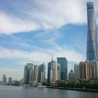 Photo taken at 复兴路渡口 Fuxing Road Ferry by Liam W. on 5/17/2016