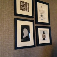 Photo taken at Sheraton Reston Hotel by tareq A. on 10/9/2013