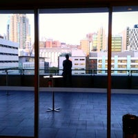 Photo taken at UTS Building 10 by Hendy O. on 9/19/2012