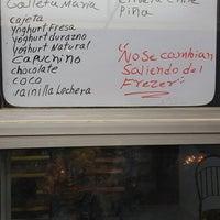 Photo taken at Helados Los Originales by Ramses R. on 11/4/2017
