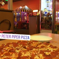 Photo taken at Peter Piper Pizza by Ramses R. on 7/26/2017