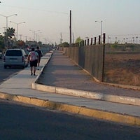 Photo taken at Unidad Deportiva Faustino Félix Serna by Ramses R. on 6/21/2013