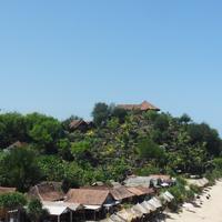 Photo taken at Pantai Sadranan by KohHalim on 1/29/2016