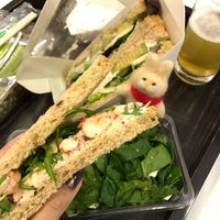 Photo taken at Pret A Manger by ayrn on 2/16/2017
