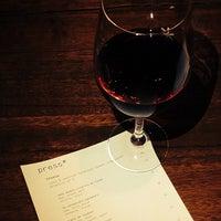 Photo taken at Press* food & wine by Jeremy B. on 9/3/2014