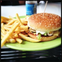 Photo taken at Burger Dream by Ryan W. on 10/6/2013