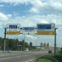 Photo taken at ОБ ДПС ГИБДД УВД ЮВАО по г. Москве пост пикет 103 by Dmitriy S. on 7/31/2016