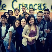 Photo taken at Comunidade Cristã Manancial by Pedro T. on 4/21/2014