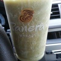 Photo taken at Panera Bread by Aaron R. on 4/2/2014