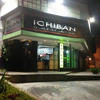 Photo taken at Ichiban by Miguel Angel A. on 2/28/2013