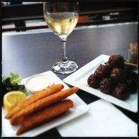 Photo taken at Greystone Bar & Cellar by Kate F. on 10/24/2012