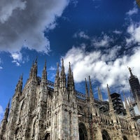 Photo taken at Piazza del Duomo by Jacopo S. on 6/24/2013
