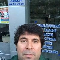 Photo taken at Pafta Özalit by Ismail C. on 5/11/2016