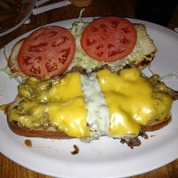 Photo taken at Ray's Hell Burger by Typical S. on 6/14/2013