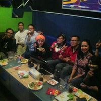 Photo taken at NAV Karaoke Keluarga by KIKI R. on 2/28/2014