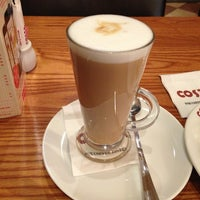 Photo taken at Costa Coffee by Amina M. on 8/8/2013