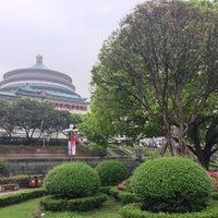 Photo taken at 重庆市人民大礼堂 by fuhui on 5/16/2013