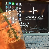 Photo taken at Starbucks by Kota U. on 11/13/2017