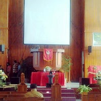 Photo taken at Gereja Koinonia by Noldy H. on 6/29/2013